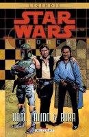 Star Wars Icônes t5 - Han, Lando et Boba - Octobre 2017