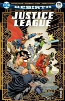 Justice League Rebirth 6 - Novembre 2017