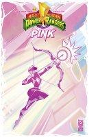 Power Ranger Pink - Cover variant