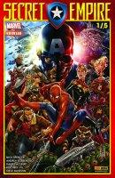 Secret Empire 1 Cover 1