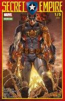 Secret Empire 1 Cover 2