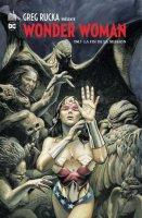 Greg Rucka présente Wonder Woman t3