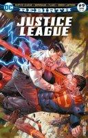 Justice League Rebirth 9 - Février 2018