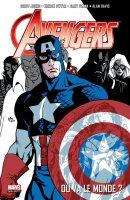 Avengers par Geoff Johns t1