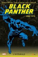 Black Panther Intégrale 1966 - 1975 - Février 2018
