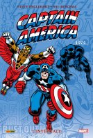 Captain America L'intégrale 1974