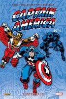 Captain America L'intégrale 1974 - Février 2018
