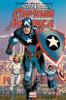 Captain America Steve Rogers t1