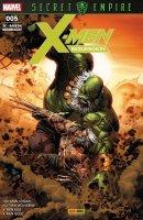 X-Men Resurrxion 5 - Mars 2018