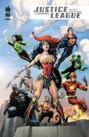 Justice League Rebirth t3
