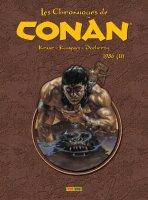 Les chroniques de Conan 1986 - II