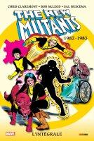New mutants - L'intégrale 1982 - 83 - Mars 2018
