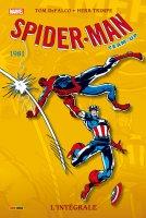Spider-Man Team-Up l'intégrale 1981