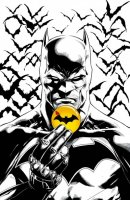 Batman Rebirth 11 Variant cover