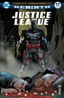 Justice League Rebirth 11