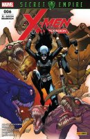 X-Men Resurrxion 6 - Avril 2018