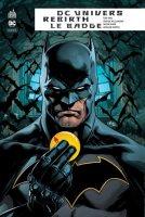 DC Universe Rebirth : Le badge
