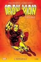 Iron Man L'intégrale 1974-75