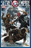 Secret Empire 5 Cover 1