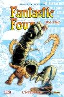 Fantastic Four l'intégrale 1961-62 NE
