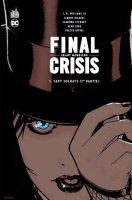 Final crisis t1 - Mai 2018