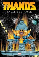 La quête de Thanos - Mai 2018