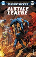 Justice League Rebirth 13