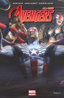 All-New Avengers t3 - Juin 2018