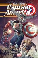 Captain America Sam Wilson t2 - Juin 2018
