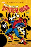 Spectacular Spider-Man L'intégrale 1985 - Juin 2018