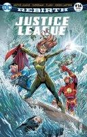 Justice League Rebirth 14 - Juillet 2018