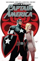 Captain America Steve Rogers t2 - Juillet 2018