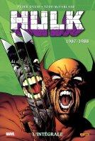 Hulk L'intégrale 1987-88 NE - Juillet 2018