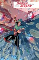 Green Arrow Rebirth t3