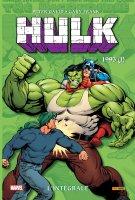 Hulk L'intégrale 1993 - I