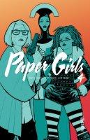 Paper Girls t4 - Août 2018