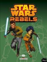 Star Wars Rebels t9 - Août 2018