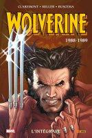 Wolverine L'intégrale 1988-89 NE