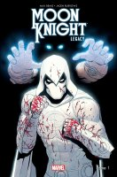 Moon Knight Legacy t1 - Septembre 2018