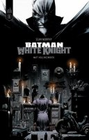 Batman White knight - Couverture FNAC - Octobre 2018
