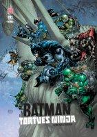 Batman et les Tortues ninja t2 - Octobre 2018