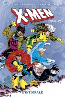 X-Men L'intégrale 1993 - IV - Octobre 2018