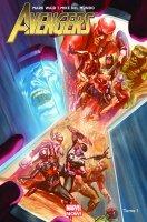 Avengers - Guerre totale t1 - Novembre 2018
