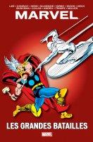 Les grandes batailles Marvel Coffret métal