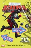 Tu es Deadpool : Le comics dont tu es le héros - Novembre 2018
