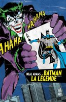 Batman la légende par Neal Adams t2 - Décembre 2018