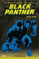 Black Panther Intégrale 1976 - 78 - Janvier 2019