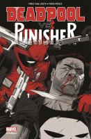 Deadpool vs Punisher
