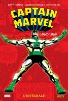 Captain Marvel L'Intégrale 1967-69