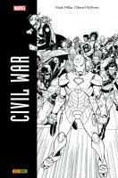 Civil War Noir & Blanc